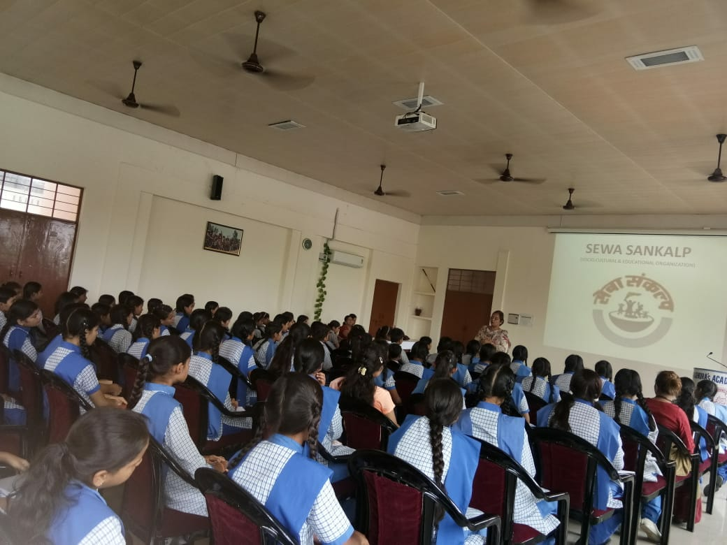 Counselling and awareness program for girls