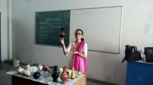Vocational training program related to ceramic work-4