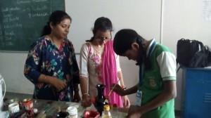 Vocational training program related to ceramic work-5
